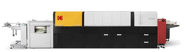 Kodak launches the NEXFINITY digital press   Converter