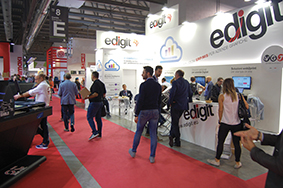 In 2018 Edigit International presented the new products for ERP